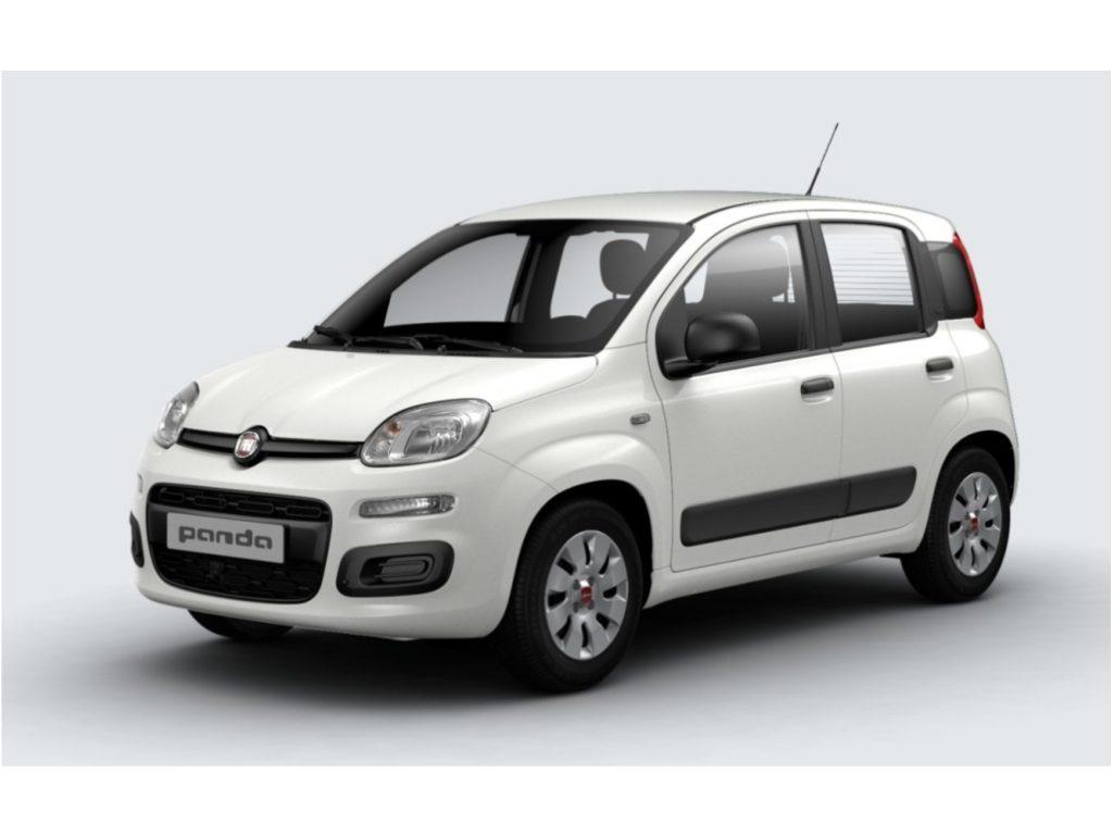 Group A Fiat Panda efrem rent a car